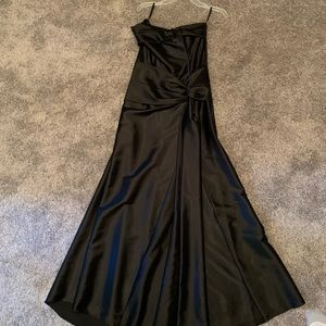Jessica McClintock Dresses - Jessica McClintock Satin Gown